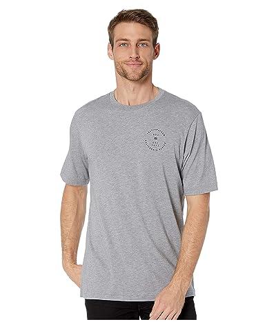 TravisMathew Bodega T-Shirt (Heather Grey) Men