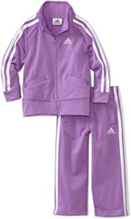 Baby Girls' Tricot Pant and Jacket Active Clothing Set