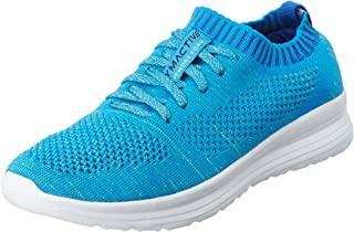 Amazon Brand - Symactive Men's Blue Running Shoes