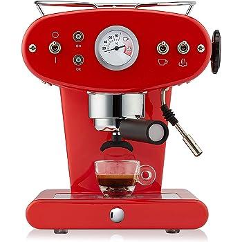 Francis Francis para Illy X1 Ground Coffee Machine, Rojo: Luca Trazzi: Amazon.es: Hogar