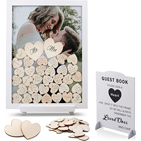 Wedding Reception Birthday Parties Guest Book Any Event White