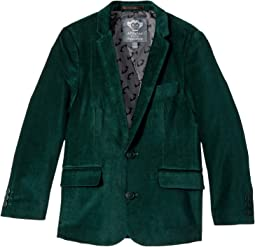 Appaman Kids - Fully Lined Velvet Blazer (Toddler/Little Kids/Big Kids)