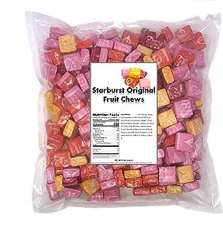 starburst minis fun size nutrition