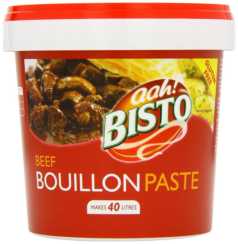 Bisto Beef Bouillon Paste 1kg Tub - Makes 40 Litres