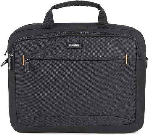 AmazonBasics 14-Inch Tablet Bag, Black