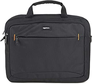 AmazonBasics 14-Inch Laptop Macbook and Tablet Shoulder Bag Carrying Case