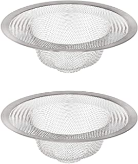 FMH METAL MESH SINK STRAINER - stainless steel rust and stain resistant, 4.25