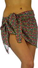 product image for Lifestyles Direct tan Through Sarong -Toucan