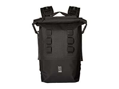 Chrome Urban Ex Rolltop 18L (Black/Black) Bags