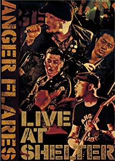 LIVE AT SHELTER [DVD]