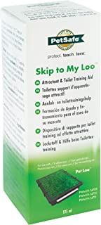 PetSafe Skip to My Loo Attractant and Toilet Training Aid, 125 ml, Easy, Fast Training