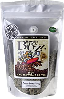 green coffee hawaii