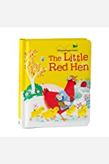 The Little Red Hen (Book & Downloadable App!) Board book