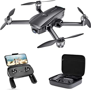 SNAPTAIN SP7100 4K GPS Drone with UHD Camera for Adults, Foldable Quadcopter with Brushless Motor, Smart Return to Home, F...