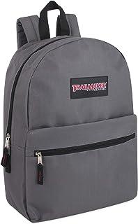 Trailmaker Classic 17 Inch Backpack with Adjustable Padded Shoulder Straps