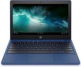 HP Chromebook 11-inch Laptop - MediaTek - MT8183 - 4 GB RAM - 32 GB eMMC Storage - 11.6-inch HD...