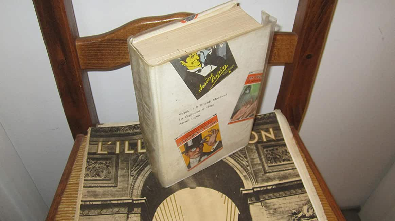 Les aventures d'Arsène Lupin gentleman-cambrioleur, tome 8 : Victor de la Brigade Mondaine, La Cagliostro se venge, Arsène Lupin