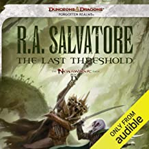 The Last Threshold: Legend of Drizzt: Neverwinter Saga, Book 4