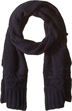 Chainstitch Anchor Scarf
