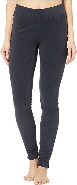 Glacial Fleece Printed Leggings