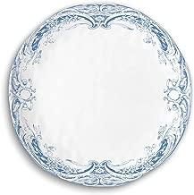 Michel Design Works Dinner Plate, Antique Scroll