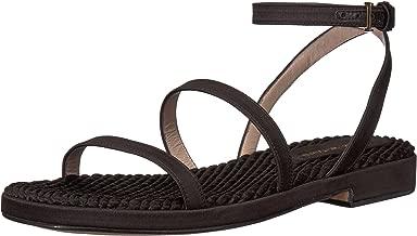 Stuart Weitzman Women's Quinn Flat Sandal