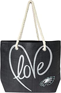 Littlearth NFL Womens NFL Rope Tote
