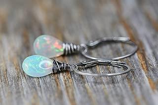 Best real opal earrings Reviews