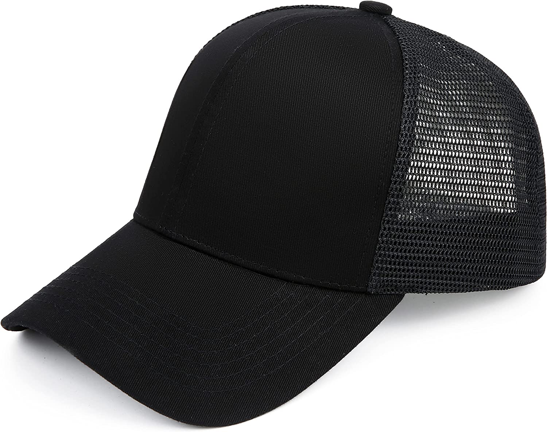HEARTSING Hats for Opening San Antonio Mall large release sale Men Women Adjustable Baseball Cap Mesh Drivin