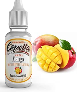 Capella Flavor Drops Sweet Mango Concentrate 13ml