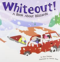 whiteout.: كتاب حوالي blizzards (ً ا رائع ً ا للطقس Science:)