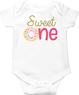 1st Birthday Girl Outfit Girls Sweet One 1st Birthday Outfit Summer Birthday Outfit