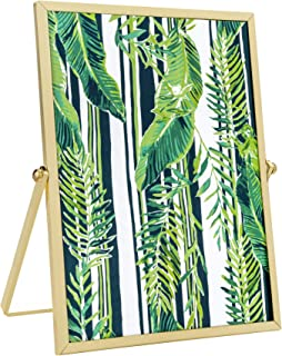 Lilly Pulitzer Gold Easel Picture Frame (Vine Life)