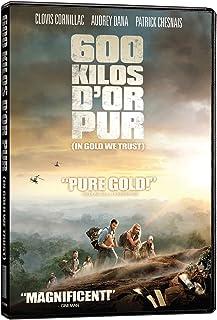 600 Kilos D or Pur