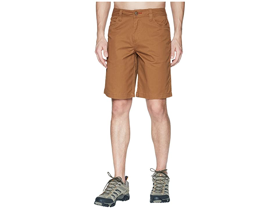 Toad&Co Mission Ridge Short (Seal Brown) Men