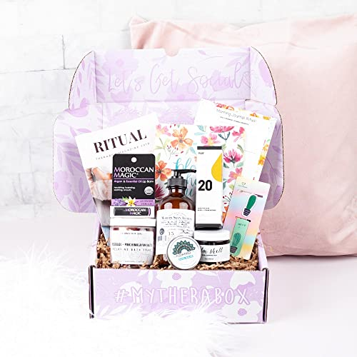 TheraBox - Self Care Subscription Box Now $24.75 (Was $45.00)