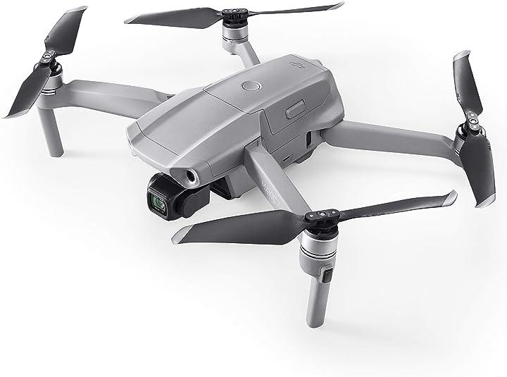 Drone quadcopter uav con telecamera 48mp 4k dji mavic air 2 video 1/2