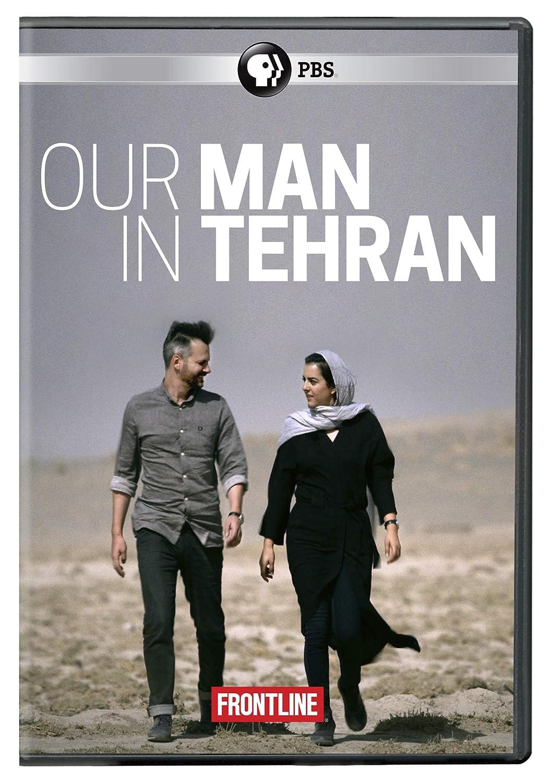 Choice FRONTLINE: Our Man Tehran Brand Cheap Sale Venue in DVD