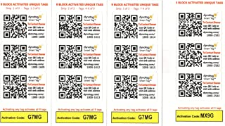 qr code stickers staples