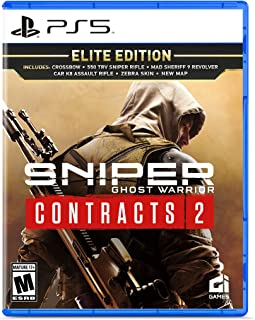 Sniper: Ghost Warrior - Contracts 2 - PlayStation 5