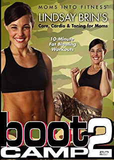 Lindsay Brin's Boot Camp with Moms Into Fitness