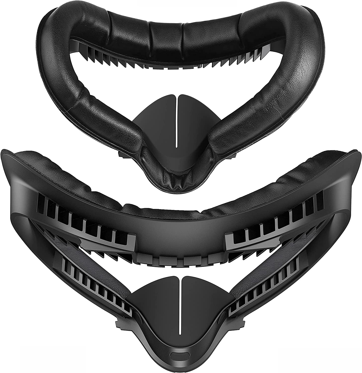 KIWI design Facial Interface for Oculus Quest 2, Upgraded Foam Pad Replacement Accessories