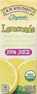 R.W. Knudsen Organic Juice Boxes - Lemonade - 6.75 oz - 4 ct - 7 pk