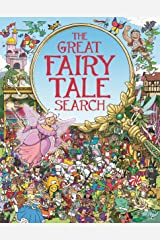 The Great Fairy Tale Search (Buster Activity) Kindle Edition