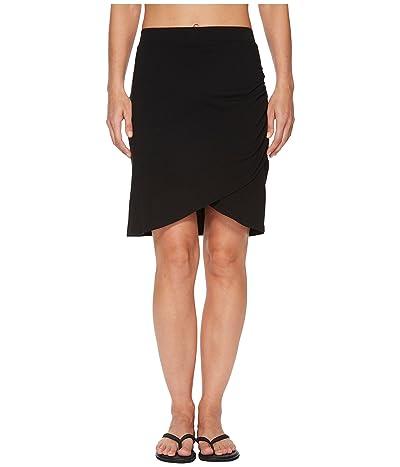 FIG Clothing Far Skirt (Black) Women