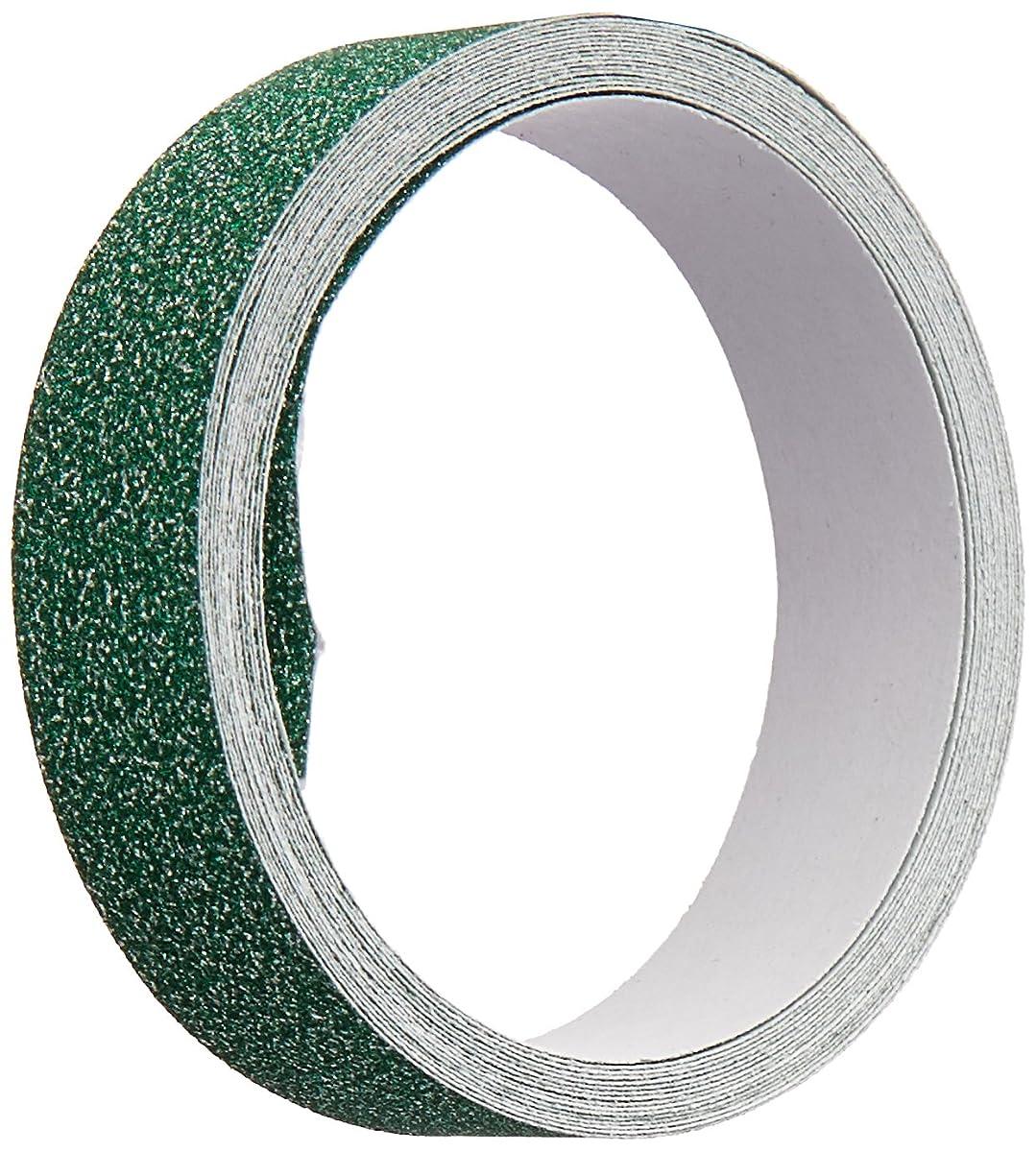 DARICE 121720 3-Yard Sparkle Tape, 15mm, Green