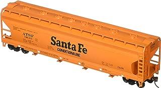 Bachmann Trains Sante Fe (Orange) 56' Acf Center-Flow Hopper-Ho Scale