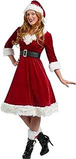 Best female santa costume plus size Reviews
