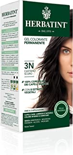 Herbatint-Permanent Haircolour Gel 3N Dark Chestnut 150ml