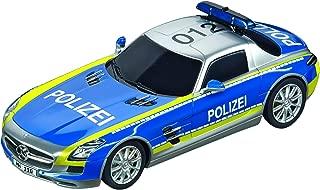 Carrera 30793 Digital 132 Slot Car Racing Vehicle - Mercedes SLS AMG Polizei - (1:32 Scale)